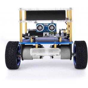 Kit Robot Auto-Echilibrat Elegoo Tumbller compatibil cu Arduino IDE