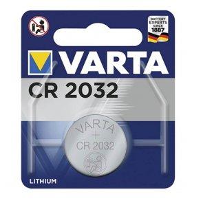 Baterie Litiu dioxid de mangan Varta
