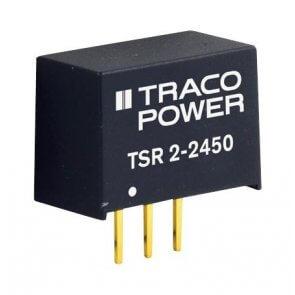 Regulator tensiune TSR 2-2412 DC/DC 2.4W 1.2V