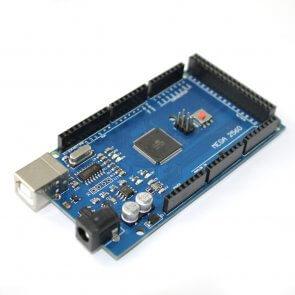 Placă de dezvoltare compatibilă Arduino MEGA 2560