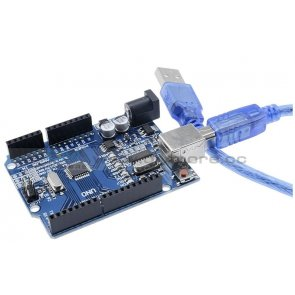 Arduino Uno R3 DIY