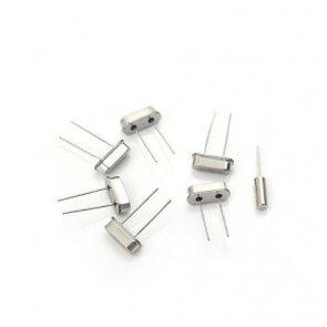 Set Oscilator de cristal HC-49S Quartz