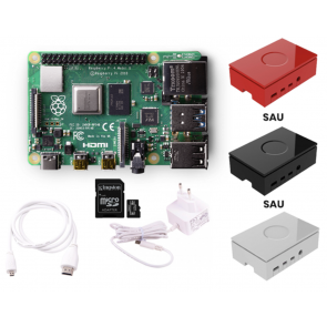 Raspberry Pi 4 Model B 2GB - Full Package