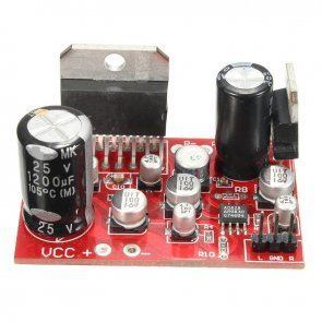 Placă de amplificare stereo TDA7379 38W+38W