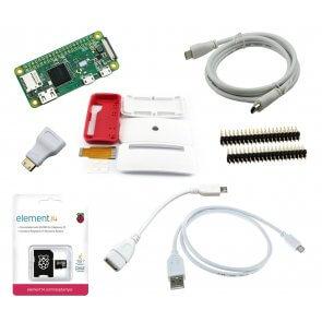 Raspberry Pi Zero W Kit Mediu
