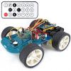 Kit mașina inteligentă telecomandă IR WW