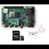 Raspberry Pi 4 Model B 2Gb cu încărcător și card- Ready to go Package