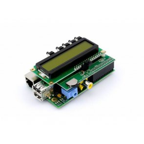 Modulul PiFace Control & Display