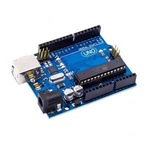 Az Arduino Uno R3 ATmega328