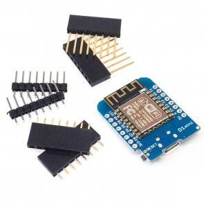 ESP12 mini V2 fejlesztő kártya