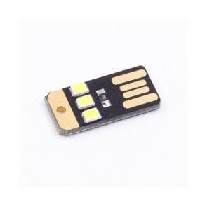 0.2W 22 Lumens Mini LED USB kempinglámpa lámpa modul