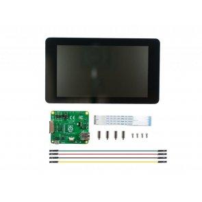 """KIT LCD 7""""  számára Raspberry Pi"""