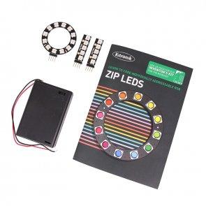 LED-uri ZIP pentru micro:bit