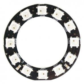 Inel cu 12 LED-uri pentru micro:bit