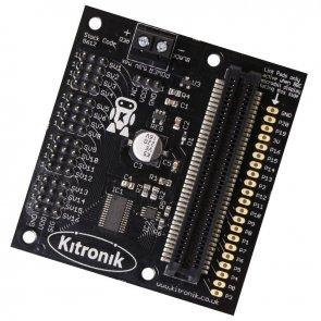 Placa control servo motoare pentru micro:bit