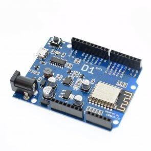 Kiegészítő lemez WI-FI ESP8266-12E WEMOS