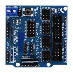 Placa expansiune compatibila Arduino V5.0