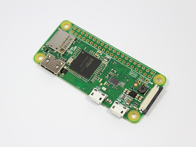 raspberry pi zero w kit de start