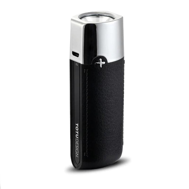 acumulator extern power bank 5000 mah cu lanterna negru