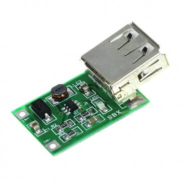 Modul ridicator tensiune USB