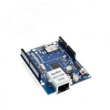 Placă de expansiune Ethernet W5100