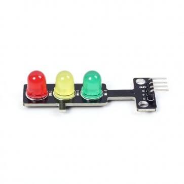 Modul semafor cu LED