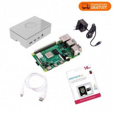Kit Complet pentru Raspberry Pi 4 Model B 2GB
