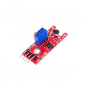 Modul senzor de sunet pentru Arduino