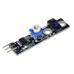 Modul IR TCRT5000 urmărire linie cu funții multiple pentru Arduino