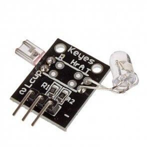 Modul senzor de măsurare a bătăilor inimii KY-039