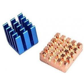 Kit radiator cupru + aluminiu