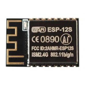 Modul LAN Wireless ESP-12S  2.484 GHz