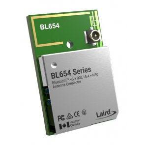 Modul Bluetooth 5.0 Seria BL654 451-00002 2Mbps