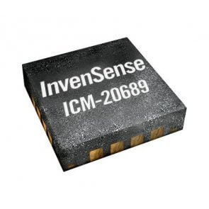 Modul MEMS ICM-20689 Seria MotionTracking