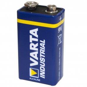 Baterie Alcalina Varta Industrial 9v