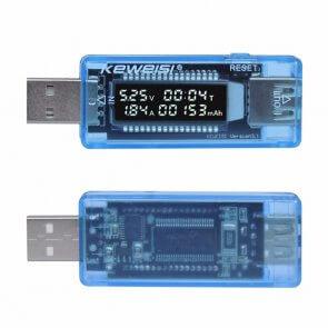 Voltmetru USB KWS-V20