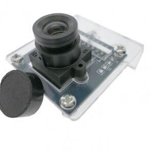 Carcasa Acrilica pentru Modul Camera VGA