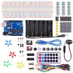 Starter Kit Mediu Arduino Uno