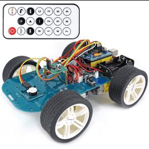 Intelligens távvezérelt autós vezérlő készlet IR WW