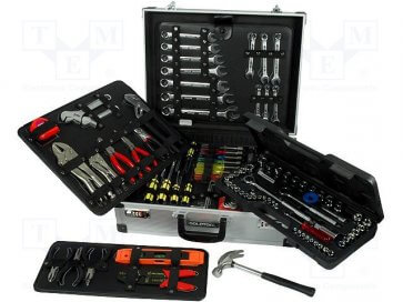 Set chei GOLDTOOL 119