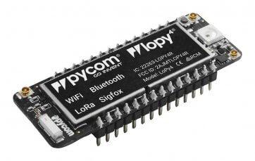 Placă de Dezvoltare Pycom LoPy 4 cu LoRa WiFi și Bluetooth