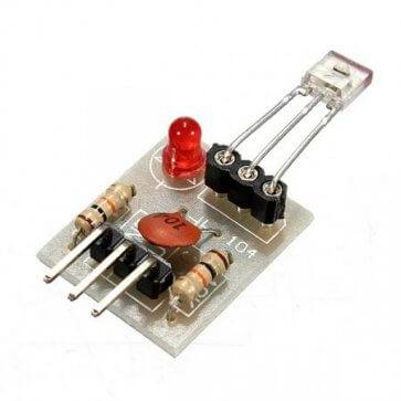 Modul senzor laser pentru Arduino
