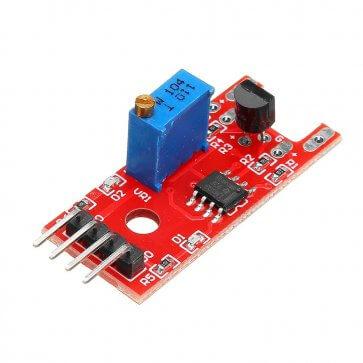 Modul senzor tactil KY-036