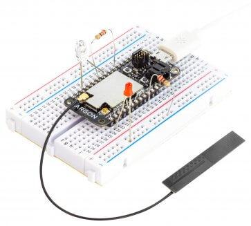 Kit dezvoltare Argon ARGNKIT pentru rețele Particle