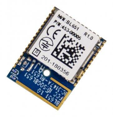 Modul Bluetooth 5.0 Seria BL651 453-00005C 2Mbps