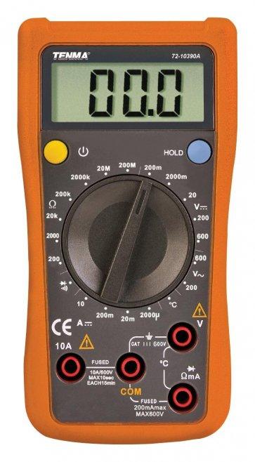 Multimetru Digital TENMA 72-10390A