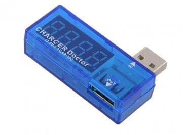 Voltmetru USB