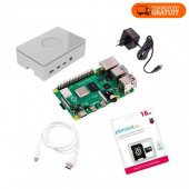 Kit Complet pentru Raspberry Pi 4 Model 4GB