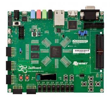 Placă de dezvolatare Zynq-7000 System-on-Chip (SoC)