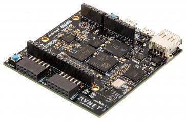 Placă de dezvoltare Zynq 7Z007S System-on-Chip (SoC)